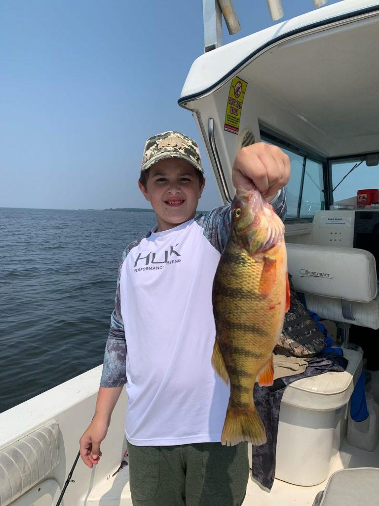 Mason Tingum 13 inch Perch